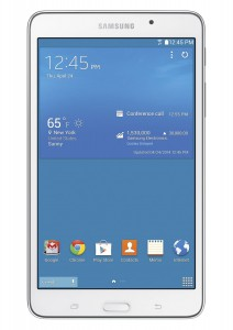 Samsung Galaxy Tab 4 7-inch Review and Price -