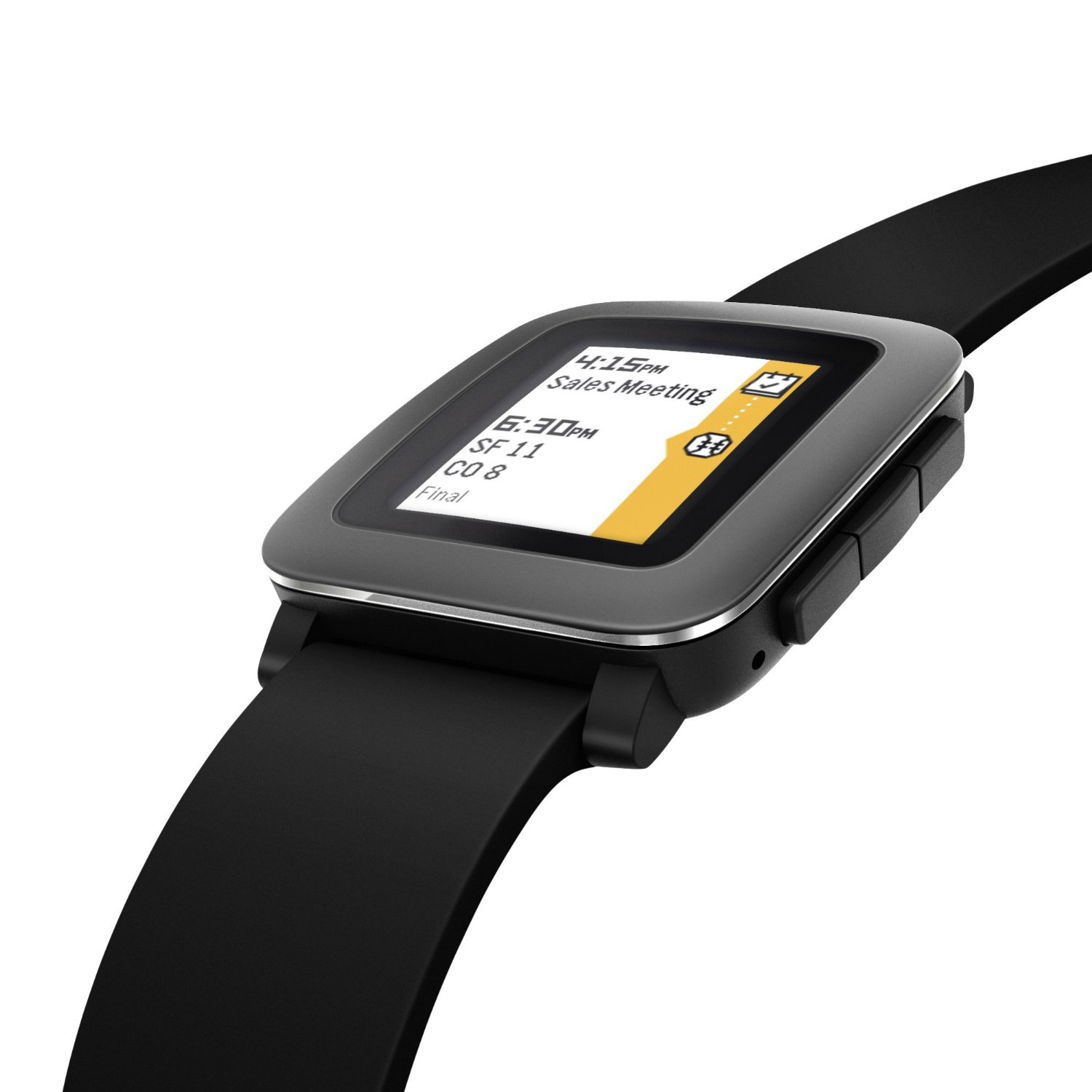 Fitness Pebble Time Smartwatchreview
